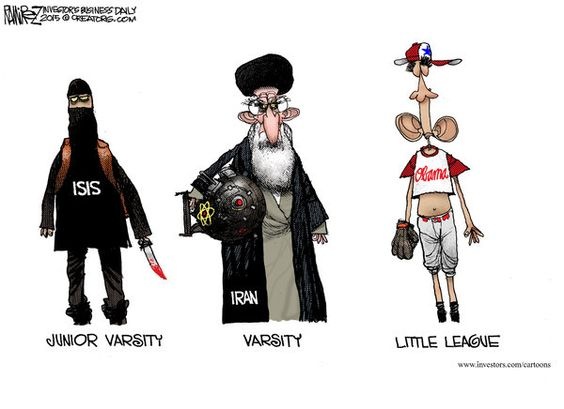 Cartoons: Michael Ramirez for March 10, 2015: