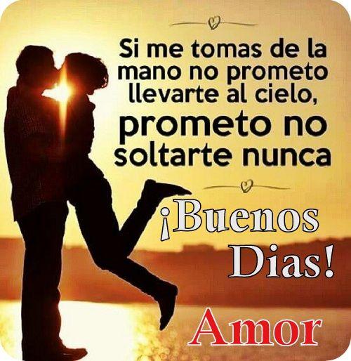 Frases Y Mensajes De Buenos Dias Para Mi Amor Hermosos