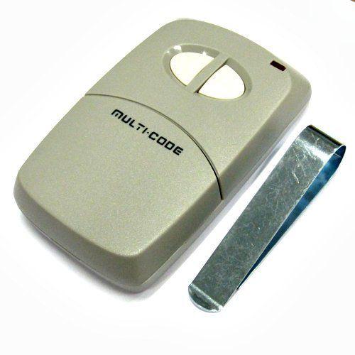 Multi Code 2 Button Remote Control Transmitter 4120 Remote Control Coding Remote