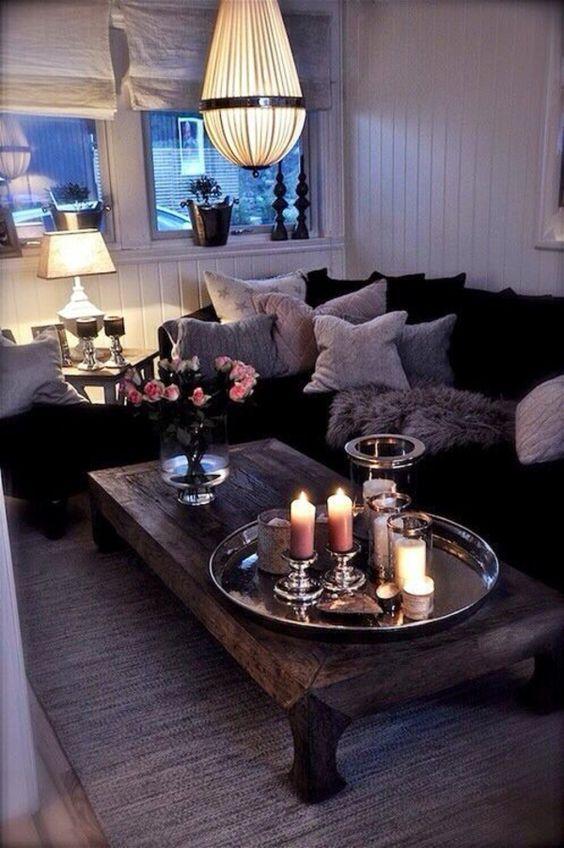 Das Wohnzimmer rustikal einrichten - ist der Landhausstil angesagt - traum wohnzimmer rustikal