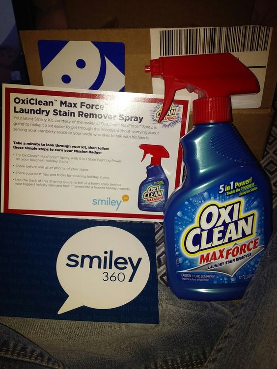 Pin By Ashlie Hatcher On Oxiclean Max Force Laundry Stain Remover