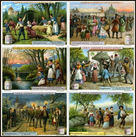 Liebig collection list (601 - 700)