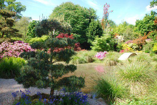 Photo De Parc Botanique De Haute Bretagne Le Chatellier Parc