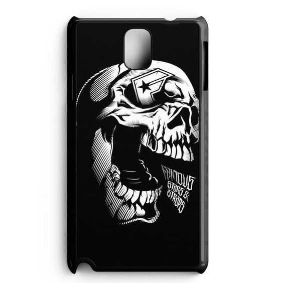 Famous Stars And Skull Samsung Galaxy Note 3 Case