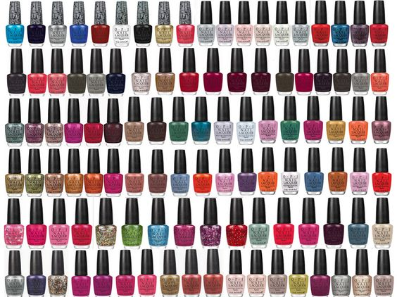 OPI Entire Polish Collection - We Will Find Your Favorite Colors!!