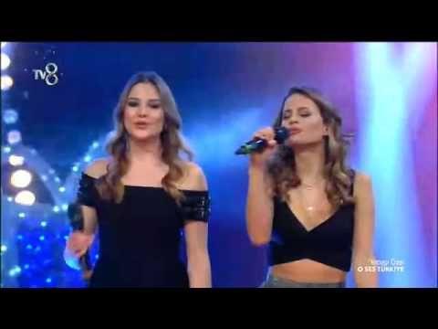 Alina Boz Leyla Tanlar O Ses Turkiye 2016 Ozel Youtube Youtube Ses Macera