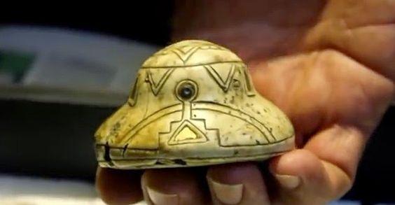 De arrepiar: Objetos astecas que foram mantidos em segredo são divulgados e chocam crentes de todo o mundo ~ Sempre Questione
