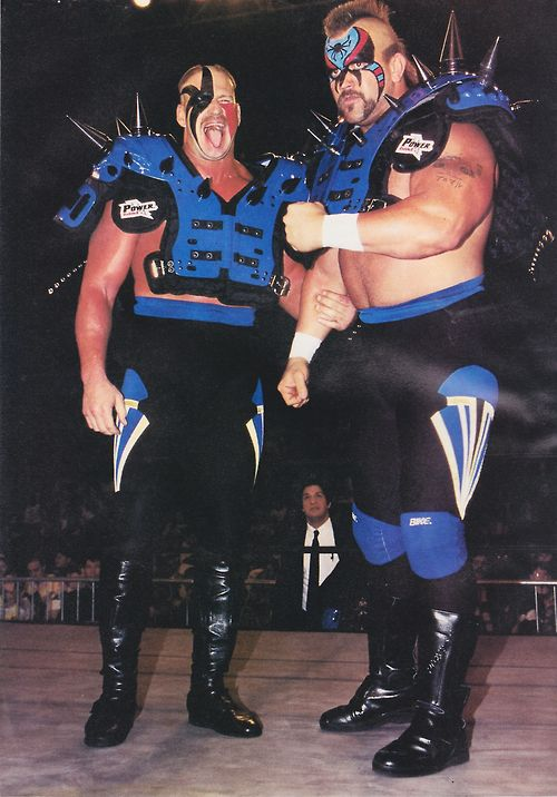 The Road Warriors Return to WCW - WCW Monday Night [January 29th, 1996] The best.