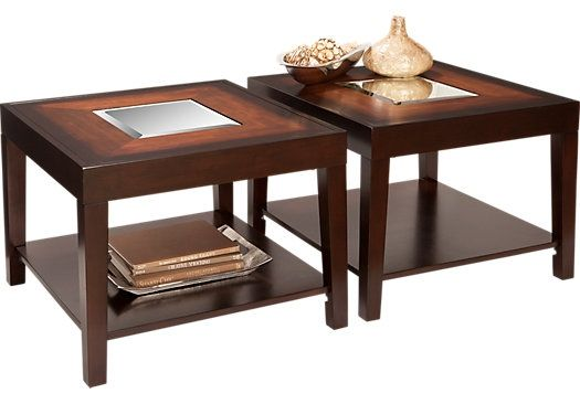 Espresso Finish Coffee Table Set Many People Love Building Items Using Their Own Hands The Other S Coffeetables Homedecorideas Homedecor See More At Htt Di 2020
