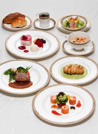 フランス料理¥9,450