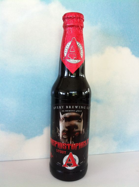 Mephistopheles stout, Avery Brewing Co.