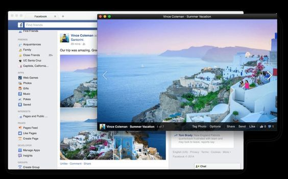 A recently launched app called Current turns Facebook into a native application for the Mac desktop. The app offers an alternative to regularly (or perhaps obsessively?) checking the Facebook site in an open browser tab, with support for Facebook Messenger, photos, videos, customizable notifications, and more.  Current is effectively a replacement for using Facebook via the browser, creator Scott Kyle explains. Kyle previously worked at Apple on iOS WebKit and iAd frameworks, so he knows a…