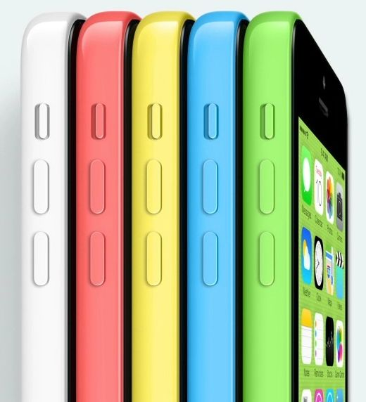 W3MANIAC: iPhone 5C Color yet another reason to love iPhone