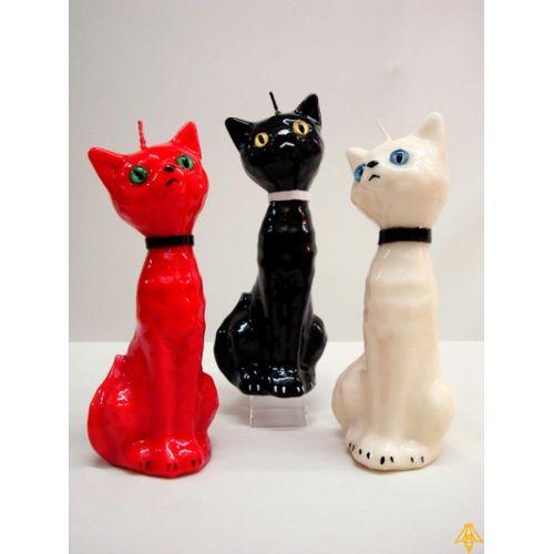 Velas en forma de gatitos!!