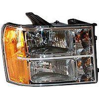 Cheap TYC 20-6819-00 GMC Sierra Passenger Side Headlight Assembly sale