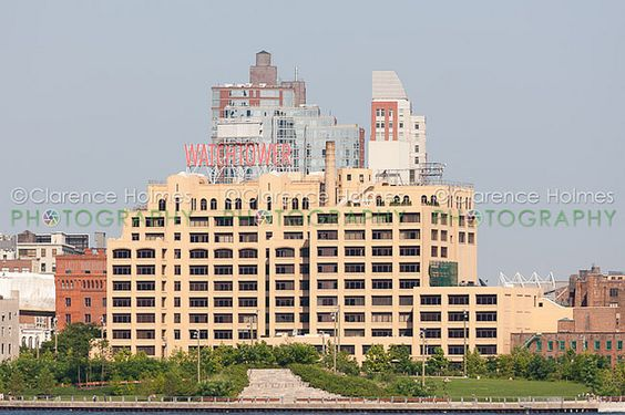 Watchtower Building by cholmesphoto, via Flickr Financial District,NY,US 7/26/2011