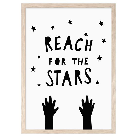 Reach for the stars – Mini Learners: