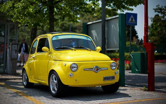 Fiat 500 Abarth von -Jörn Hoffmann-