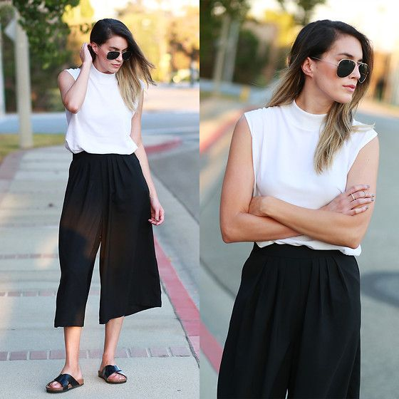 Forever 21 Culottes: