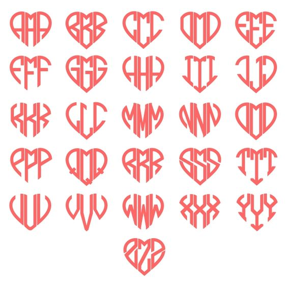 valentine heart designs