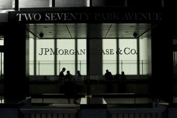 JPMorgan profit hit by Madoff, weaker investment banking