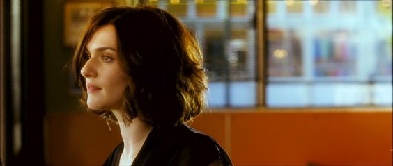 another awesome hairstyle from rachel weisz