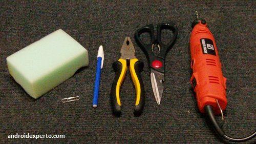 ¿Cómo fabricar un lápiz óptico para pantalla capacitiva? - Android Experto