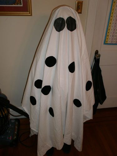 Charlie Brown Ghost Costume Ghost costumes, Pumpkins and Pictures of - halloween ghost costume ideas