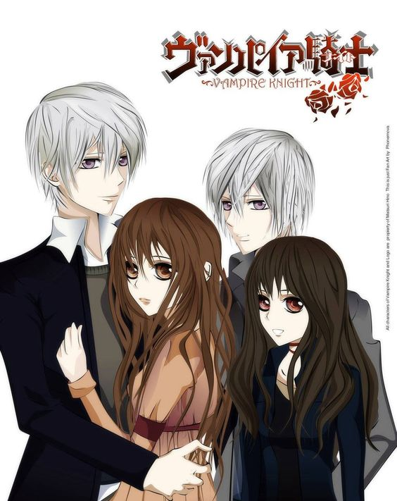 Anime Characters Zero : Zero yuki and there kid s from the manga i don t like