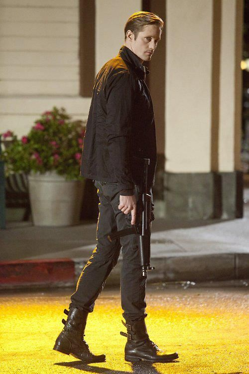 Eric Northman.   #True Blood