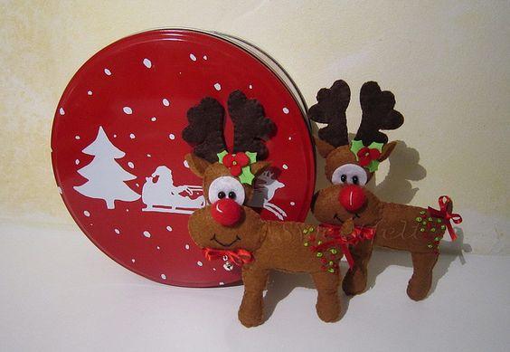♥♥♥ E pouco a pouco o Natal vai chegando à Sweetfelt... | Flickr – Compartilhamento de fotos!