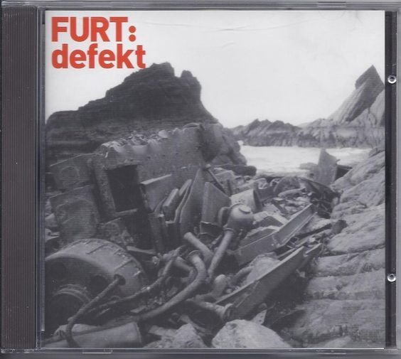 Furt ‎CD Defekt Paul Obermayer, Richard Barrett  Ute Wassermann Charlie Chaplin