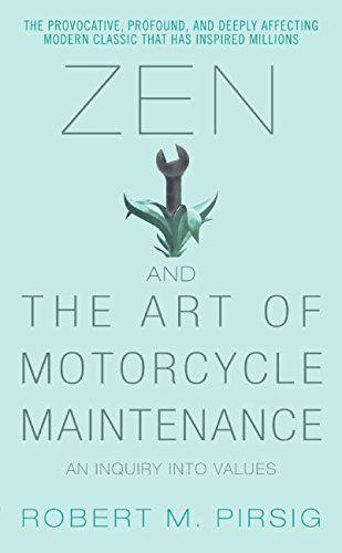 Zen and the Art of Motorcycle Maintenance: An Inquiry Into Values de Robert M. Pirsig http://www.amazon.fr/dp/0060589469/ref=cm_sw_r_pi_dp_JTfQub1V0V9MT