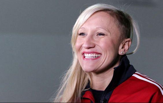 Kaillie Humphries Female Athletes amp Influencers Pinterest