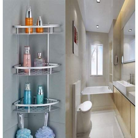 Home Improvement With Images Shower Rack Corner Shower Caddy