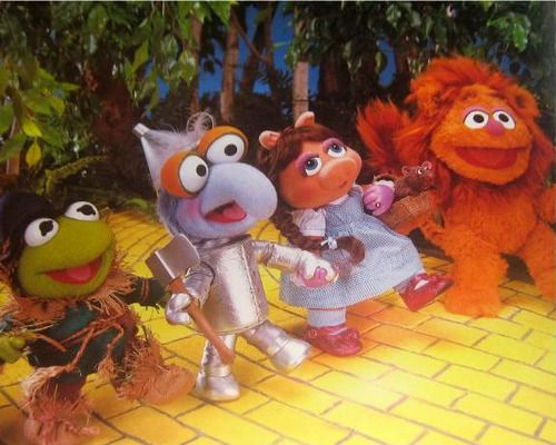 Because making a new Muppet show with puppets would be insanity.