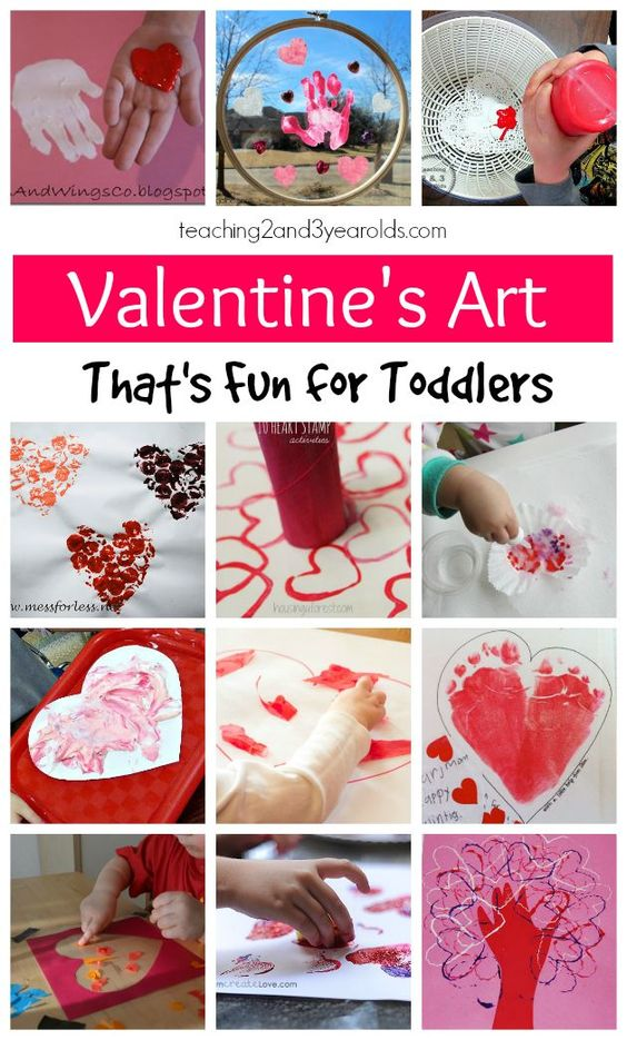 Art for toddlers 3 year olds and toddlers on pinterest for Arts and crafts for a 1 year old