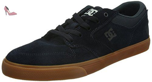 DC Shoes Trase TX, Baskets Mode Garçon, Multicolore (Black/White- BKW), 30.5