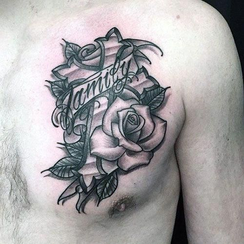 Tattoo Ideas To Represent Family And What It Means To You Tattoos For Guys Family Tattoos For Men