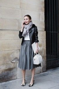 The temperature in New York is headed into the 70′s this week. Hallelujah! That means we women, and a few men, can all pull a skirt out our closet and wear it with bare legs and maybe even some sandals. There is something about a full flirty skirt that seems so perfect for spring too. […]