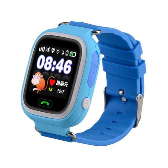 *LIMITED OFFER* Kids Safety GPS Touch Screen Smartwatch