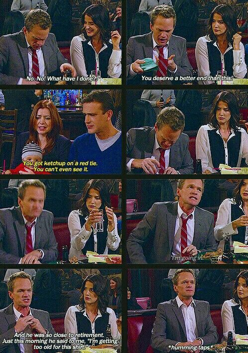 Pin By J R On Series How Met Your Mother How I Met Your Mother Tv Show Quotes