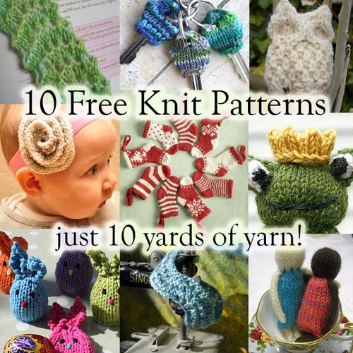 Knitting Patterns For Wool Scraps : Pinterest   The world s catalog of ideas