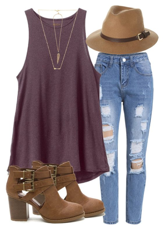"""""""Casual"""" by j2205 ❤ liked on Polyvore featuring RVCA, Rusty, Wanderlust + Co, Roberto Cavalli, women's clothing, women, female, woman, misses and juniors"""