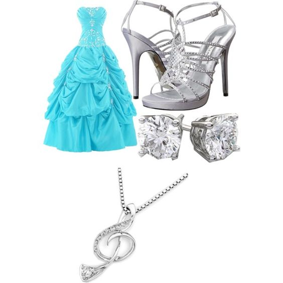 A fashion look from November 2014 featuring Nina sandals and MaBelle necklaces. Browse and shop related looks.