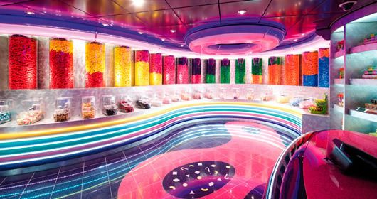 La Caramella Shop - MSC Fantasia