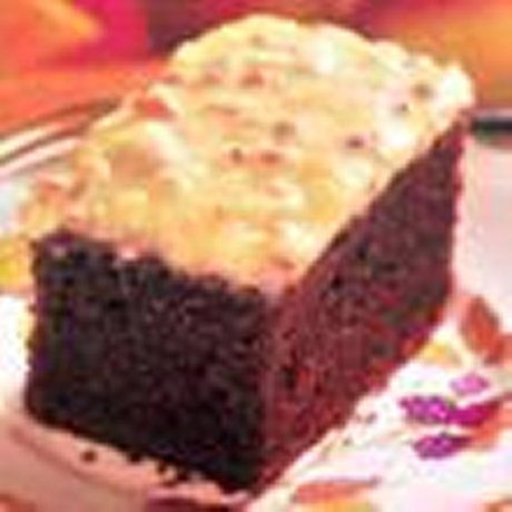 German Chocolate Cake for Bob