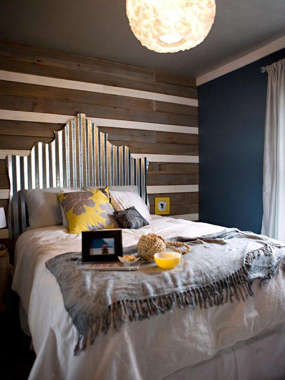 12 Creative Headboards : Rooms : Home & Garden Television