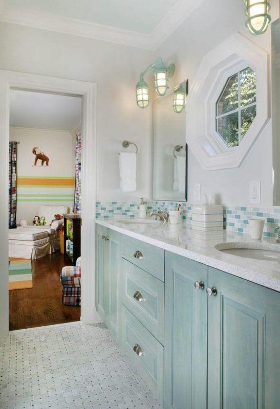 Jack and Jill Bathroom Remodel Ideas | COUNTERTOP | Jack ...