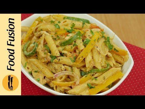 Youtube Chicken Fajita Pasta